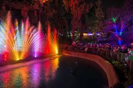 christmas light show los angeles los angeles zoo and botanical gardens los angeles zoo and botanical