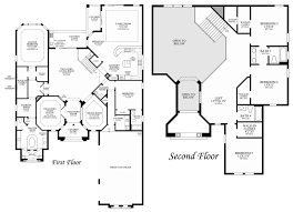 Floor Plans For Large Homes by Bellaria In Windermere Is A New Community Of Luxury Homes In Orlando