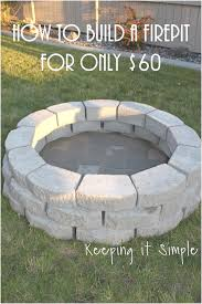 backyard landscaping with pit backyard ideas on a budget new how to build a pit by keeping