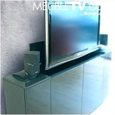 bureau retractable meuble television escamotable meuble tv retractable retractable pas