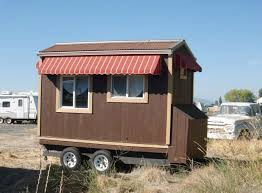 trailer for tiny house strong to build a small house easily moved