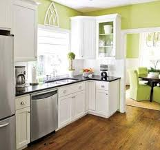 Kitchen Ideas White Cabinets Small Kitchens Interesting Kitchen Color Ideas With White Cabinets Style Photos