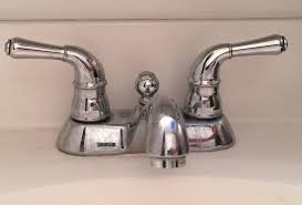 leaky bathroom faucet how to fix a leaky bathroom faucet