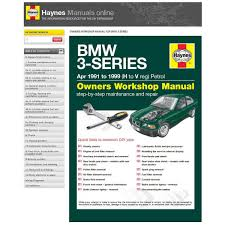 haynes manuals online bmw 3 series 316e 316i 318i 320i