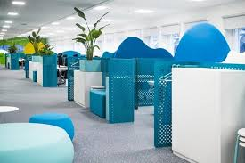 White Office Decorating Ideas Bright Interior Colors And Office Design Ideas Inspiring