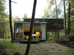 Underground Tiny House Lakeside Retreat Gluck