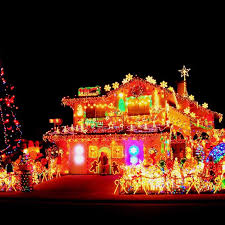 Christmas Decorated Houses 50 Spectacular Home Christmas Lights Displays Outdoor Christmas