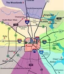 map of houston area map of houston area apartment locator