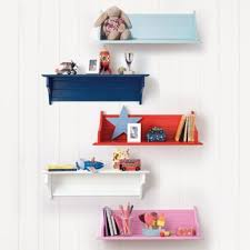modern wall shelves for kids handmade charlotte wall shelves for