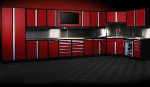 Kitchen Cabinets In Garage Metal Garage Cabinets Concept Metal Garage Cabinets Design