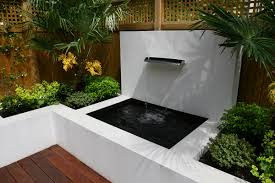 outdoor and patio unique backyard fish pond ideas mixed with rock