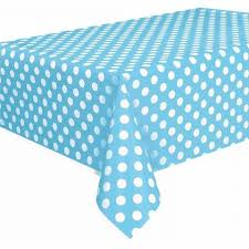 picnic table covers walmart plastic light blue polka dots table cover 108 x 54 walmart