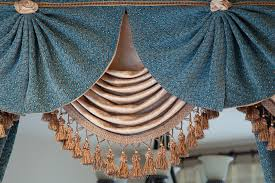 Blue Valance Curtains Valances And Curtains Elegant Swags And Jabots Pelments Fancy