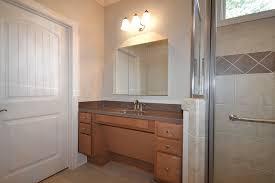 handicap accessible bathroom designs attractive w c accessible bathroom by bauscher construction of