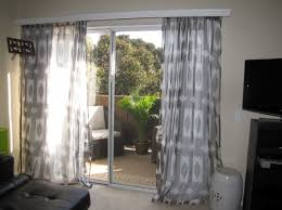 curtains or blinds for sliding glass doors curtains over sliding glass doors with blinds curtain design ideas