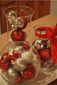 Christmas Table Decoration Ideas by Best 25 Christmas Vases Ideas On Pinterest Christmas Mason Jars