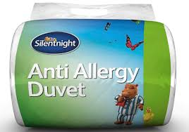 Silentnight 13 5 Tog Double Duvet Silentnight Anti Allergy Hollowfibre Duvet Quilt 13 5 Tog