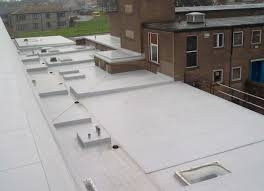 Flat Roof Should A Flat Roof Has Standing Water Best Roof 2017