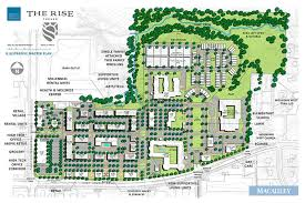 Residential Plan Near Stone Mountain 88 Acre Mixed Use Venture Wants To Be Next