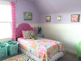 Bedroom Designs For Teenagers With 3 Beds 3 Girls U0027 Shared Bedroom Tour Creatingmaryshome Com