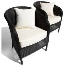 black and white wicker armchairs furniture u0026 home design ideas