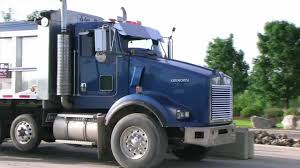 kenworth factory tour environmental protection for truck scales youtube