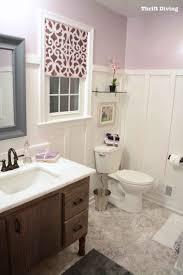 design on a dime bathroom luxurylooking bathroom remodel lovebecreatecom for