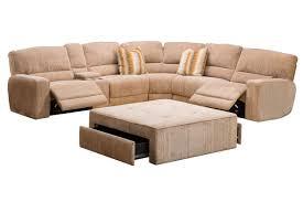 ballard 4 piece power reclining sectional