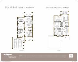 Mall Of The Emirates Floor Plan Lila In Arabian Ranches Emaar Properties