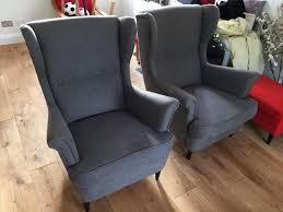 Ikea Strandmon Armchair Ikea Strandmon 1 Seater Wing Chair Sofa In Orpington London