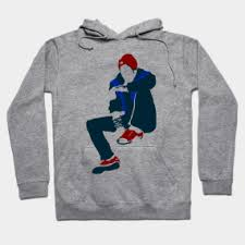 infamous second son hoodies teepublic