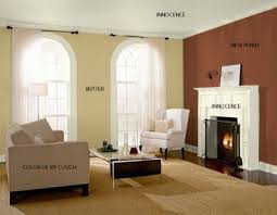 Accent Walls In Living Room by How To Choose Accent Wall Paint In Living Room Gillette