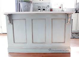 duck egg blue kitchen cabinet paint kitchen island painted ascp duck egg blue remodelando la casa
