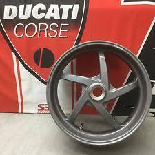 motorcycle wheels u0026 rims for ducati 916 ebay