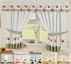 Kitchen Curtain Ideas Small Windows 18 Best Kitchen Curtain Images On Pinterest Kitchen Curtains