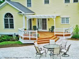 Backyard Deck Prices Deck Prices U2013 Suburban Boston Decks And Porches Blog