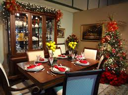 christmas dinner table decorations kitchen table decor unique fascinating christmas dining table