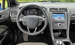 2011 Ford Fusion Interior Ford Fusion Reliability By Model Generation Truedelta