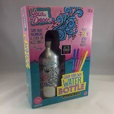 Decorate Water Bottle Your Decor Water Bottle Decorating Activity Kit By Horizon Group