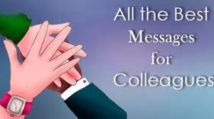 colleagues all the best message jpg
