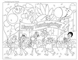 thanksgiving placemat coloring pages happy thanksgiving
