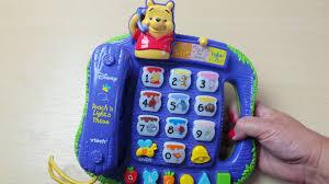 best winnie the pooh disney telephone in