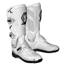 mx riding boots cheap scott 350 mx boots white offroad quality and quantity assured save