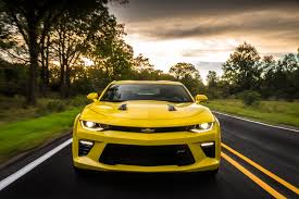 camaro cars 2016 chevy camaro is a car and driver 10best