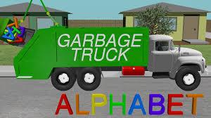 garbage truck car wash video truck garage vehicles for kids