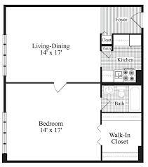 one bedroom floor plan pdf bannockburn village 1 bedroom 1 bath