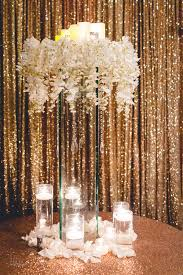 wedding backdrop gold sequin drapes 8 x8 10 12 14 seamless