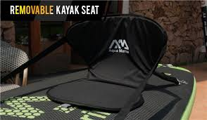 siege kayak aqua marina kayak sup seat 2016
