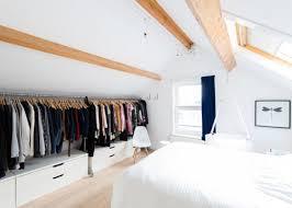 chambre comble comment aménager une chambre sous combles lili in