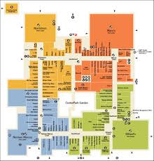 Shopping Mall Floor Plan Pdf Northpark Center Mall